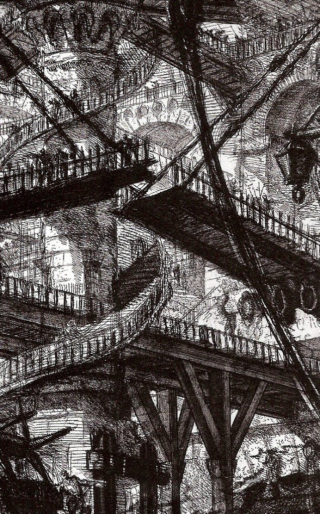 Piranesi - Cárceles imaginarias