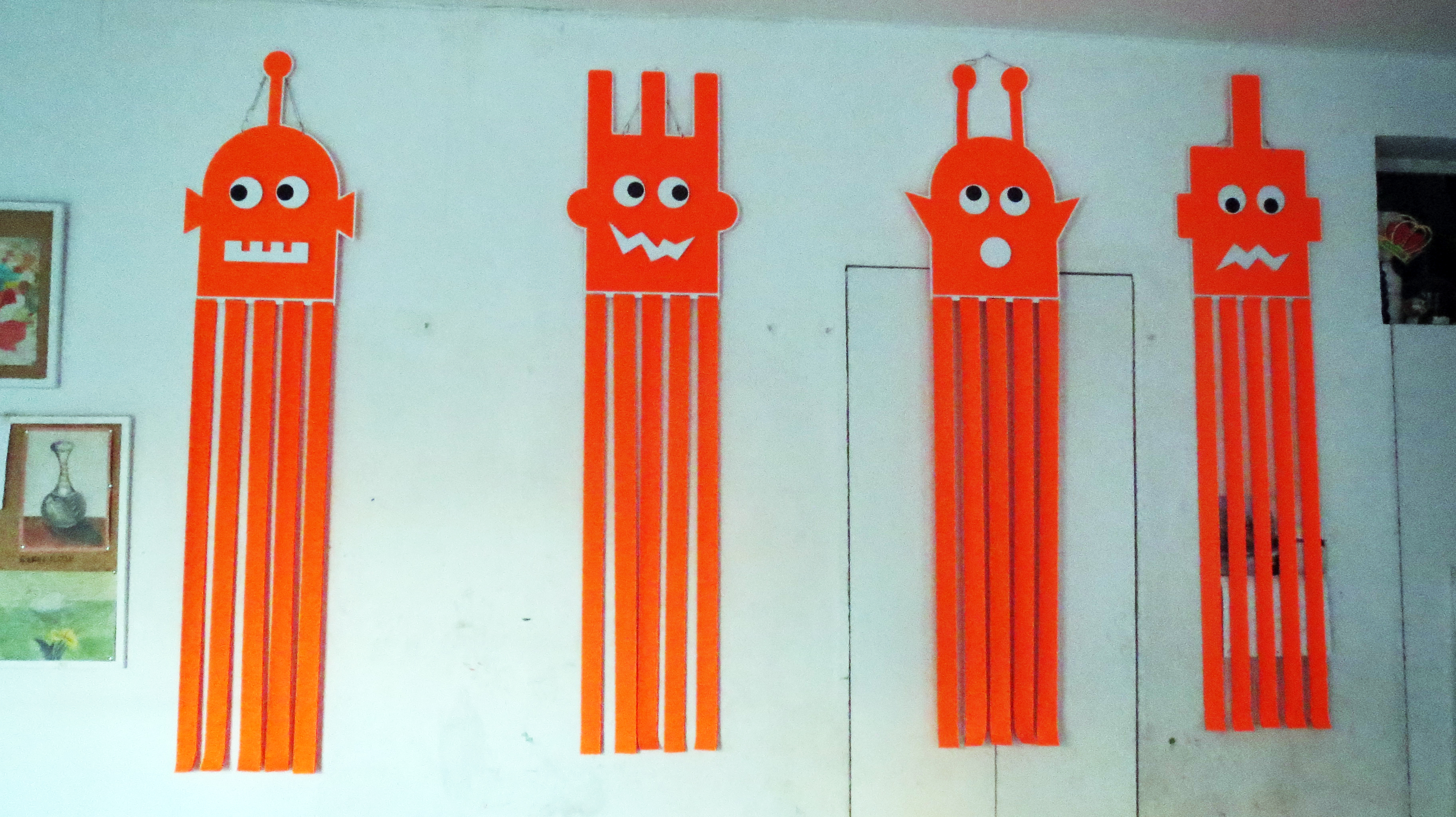 Aula taller infantil arco verde escuela de pintura arco verde madrid - Escuela decoracion madrid ...