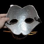 4) interior máscara