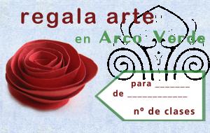 Este San Valentin... ¡regala Arte!