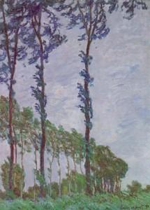 Pintura de Caude Monet