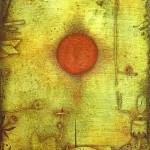 pintura - Paul Klee - acuarela barnizada