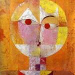 pintura paul Klee - óleo