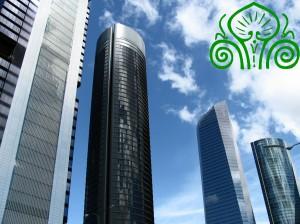 Ruta de Arquitectura - CTBA: Cuatro Torres Business Area