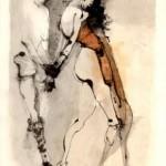 Acuarela, ilustración