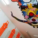 Sala del Taller de Creatvidad Infantil
