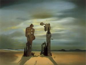 Salvador Dalí, 1935 - Reminiscencia de