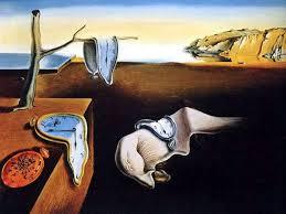 La persistencia de la memoria, los relojes blandos - Salvador Dalí, 1931