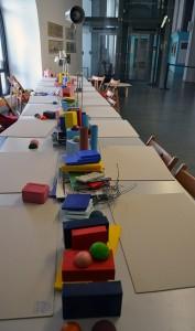 Taller de Arte y Arquitectura Niños