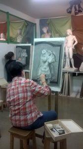 Escuela de Pintura Arco Verde Madrid  Clases de pintura  dibujo